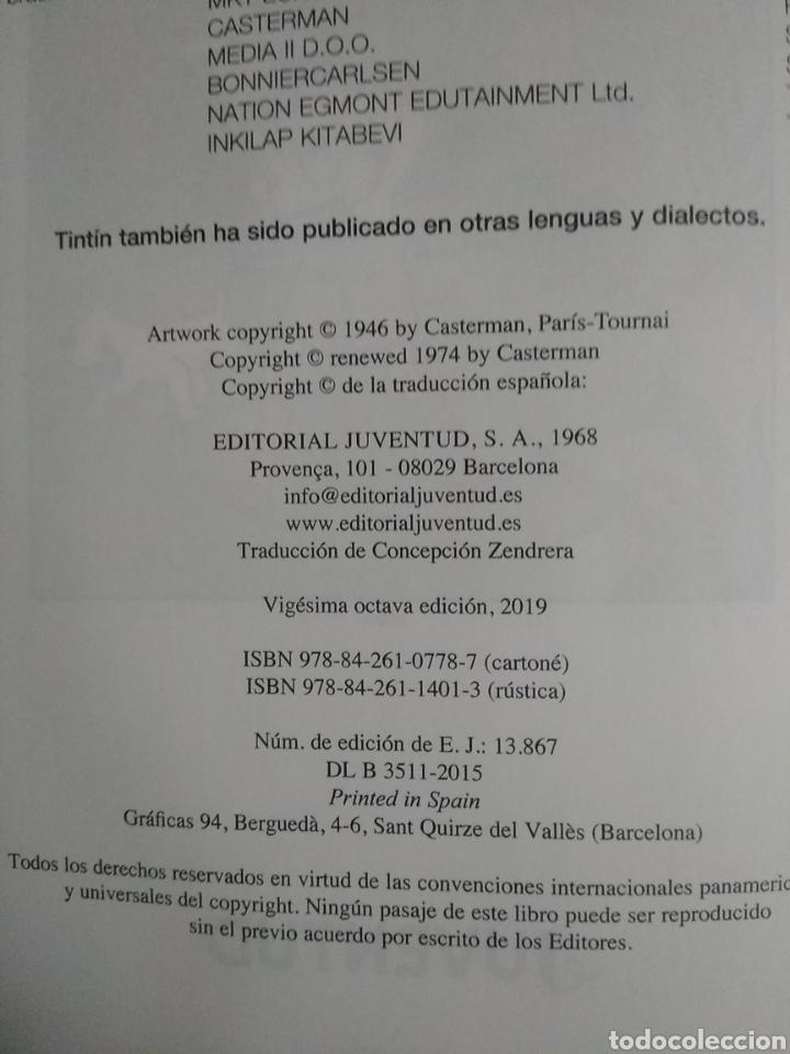 Cómics: Tintín - Foto 3 - 236933805