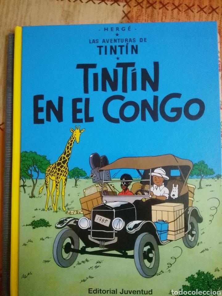 TINTÍN (Tebeos y Comics - Juventud - Tintín)