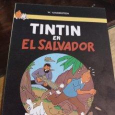 Cómics: POSTAL TINTIN EN EL SALVADOR, CARAMBA PUBLICATIES (ZAP STUDIO) REF. UR EST. Lote 238868795
