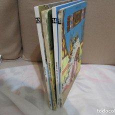 Cómics: YAKARI 1 - 12 -14 - Y LOS CASTORES. Lote 239466390