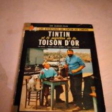 Cómics: TINTIN ET LE MYSTERE DE LA TOISON D'OR. CASTERMAN. EDICION AÑO 1962. EN FRANCES.. Lote 240079935