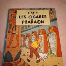Cómics: TINTIN LES CIGARES DU PHARAON 1966 HERGE CASTERMAN. BELGICA.. Lote 240080995