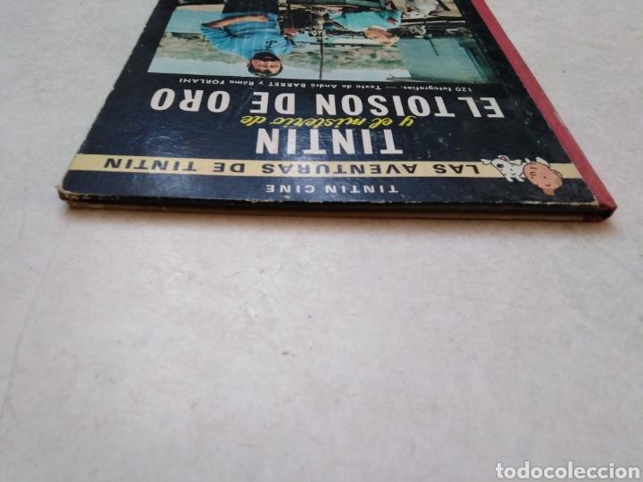 Cómics: Tintin y el misterio de El toison de oro, 1 EDICION MARZO 1968 ( juventud ) - Foto 8 - 240104865