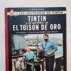 Cómics: TINTIN Y EL MISTERIO DE EL TOISON DE ORO, 1 EDICION MARZO 1968 ( JUVENTUD ). Lote 240104865