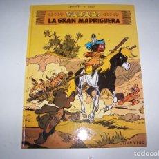 Cómics: JUVENTUD YAKARI 10 LA GRAN MADRIGUERA. Lote 242850110