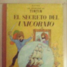 Cómics: TINTIN- EL SECRETO DEL UNICORNIO. Lote 243270415
