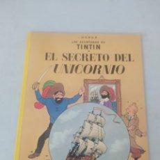 Cómics: LAS AVENTURAS DE TINTÍN EL SECRETO DEL UNICORNIO. Lote 243354910