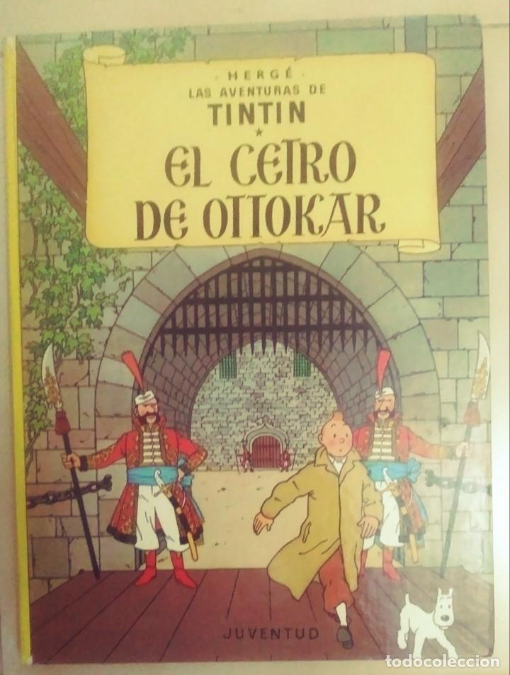 TINTIN-EL CENTRO DE OTTOKAR (Tebeos y Comics - Juventud - Tintín)
