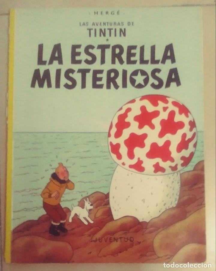 TITIN - LA ESTRELLA MISTERIOSA (Tebeos y Comics - Juventud - Otros)