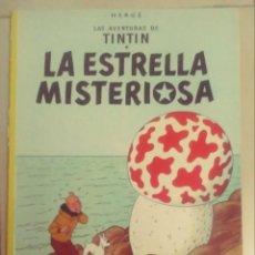 Cómics: TITIN - LA ESTRELLA MISTERIOSA. Lote 243375210
