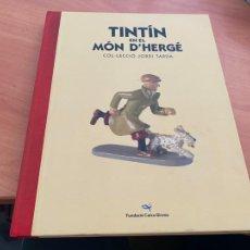 Cómics: TINTIN EN EL MON D'HERGE COL.LECCIO JORDI TARDA (COIB193). Lote 243631070