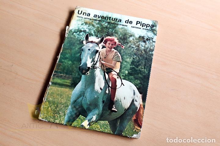 Cómics: Las aventuras de Pippa - Astrid Lindgren - 1975 - Foto 2 - 243780920