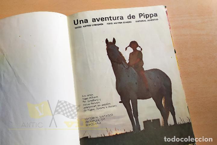 Cómics: Las aventuras de Pippa - Astrid Lindgren - 1975 - Foto 5 - 243780920