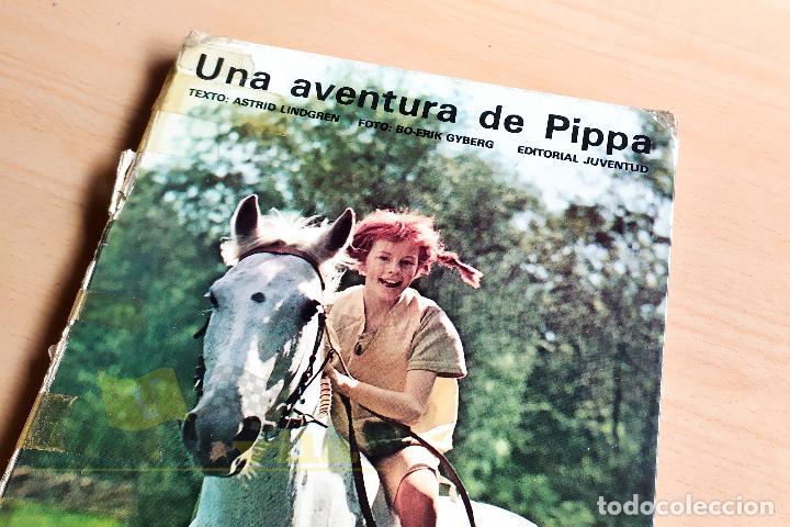 LAS AVENTURAS DE PIPPA - ASTRID LINDGREN - 1975 (Tebeos y Comics - Juventud - Otros)