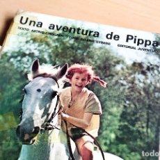 Cómics: LAS AVENTURAS DE PIPPA - ASTRID LINDGREN - 1975. Lote 243780920