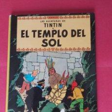Cómics: * LAS AVENTURAS DE TINTIN * EL TEMPLO DEL SOL * ED. JUVENTUD 4° EDICIÓN, 1978 * EXCELENTE *. Lote 243805760