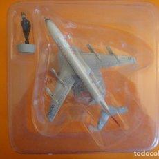 Cómics: AVION TINTIN Nº 15 BOEING 707 AIRLINE Y FIGURA HADDOCK - VUELO 714 A SIDNEY 2014 .. Lote 243842635