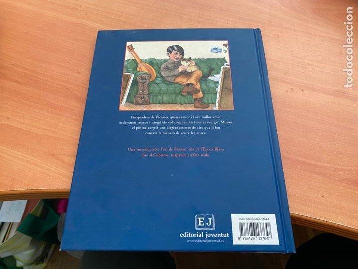 Cómics: PICASSO I MINOU IL.LUSTRAT PAU ESTRADA (COIB193) - Foto 3 - 243861595