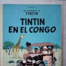 Cómics: TINTÍN EN EL CONGO (TAPA BLANDA). Lote 243899600