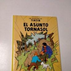 Cómics: TINTÍN EL ASUNTO TORNASOL TAPA DURA EDITORIAL JUVENTUD 1989 EDICIÓN 12. Lote 244580450