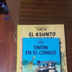 Cómics: TINTIN . LAS AVENTURAS DE TINTIN. Lote 246166400