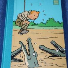 Cómics: TINTIN - AGENDA 2004 - EDITIONS MOUNLISART (2003). Lote 246355260