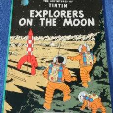 Cómics: EXPLORERS ON THE MOON - THE ADVENTURES OF TINTIN Nº 13 - EDICIONES DEL PRADO (1984). Lote 246356350