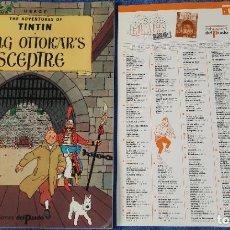 Cómics: KING OTTOKAR'S SCEPTRE - THE ADVENTURES OF TINTIN Nº 11 - EDICIONES DEL PRADO (1984). Lote 246356440