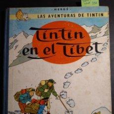 Cómics: TINTIN EN EL TIBET - EDICIÓN DE 1965. Lote 246507525
