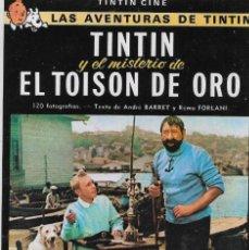 """Cómics: LAMINA EDITORIAL JUVENTUD """"TINTIN EL MISTERIO DEL TOISON DE ORO"""". Lote 247743185"""