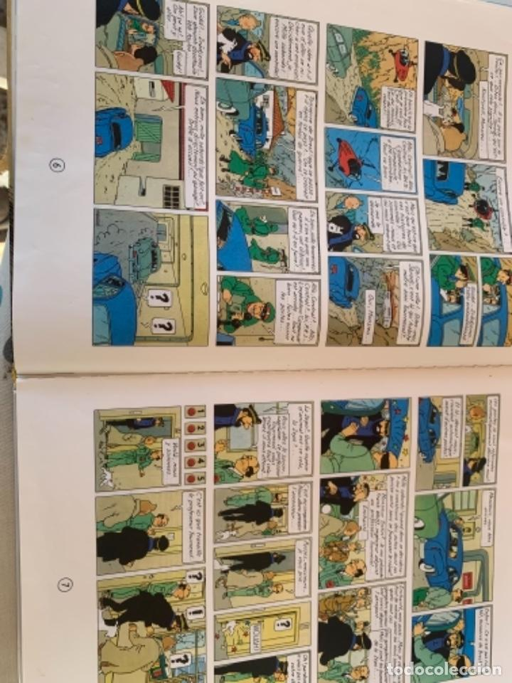 Cómics: Les aventures de Tintín, Objectif Lune, imprimé 1981 - Foto 4 - 248739130