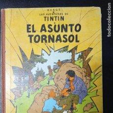 Cómics: TINTIN EL ASUNTO TORNASOL 1 PRIMERA EDICION. Lote 250244035