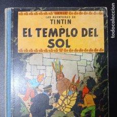 Cómics: TINTIN EL TEMPLO DEL SOL 1 PRIMERA EDICION. Lote 250245260