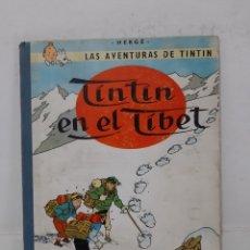 Fumetti: TINTIN EN EL TÍBET EDICIÓN 1965. Lote 252946185