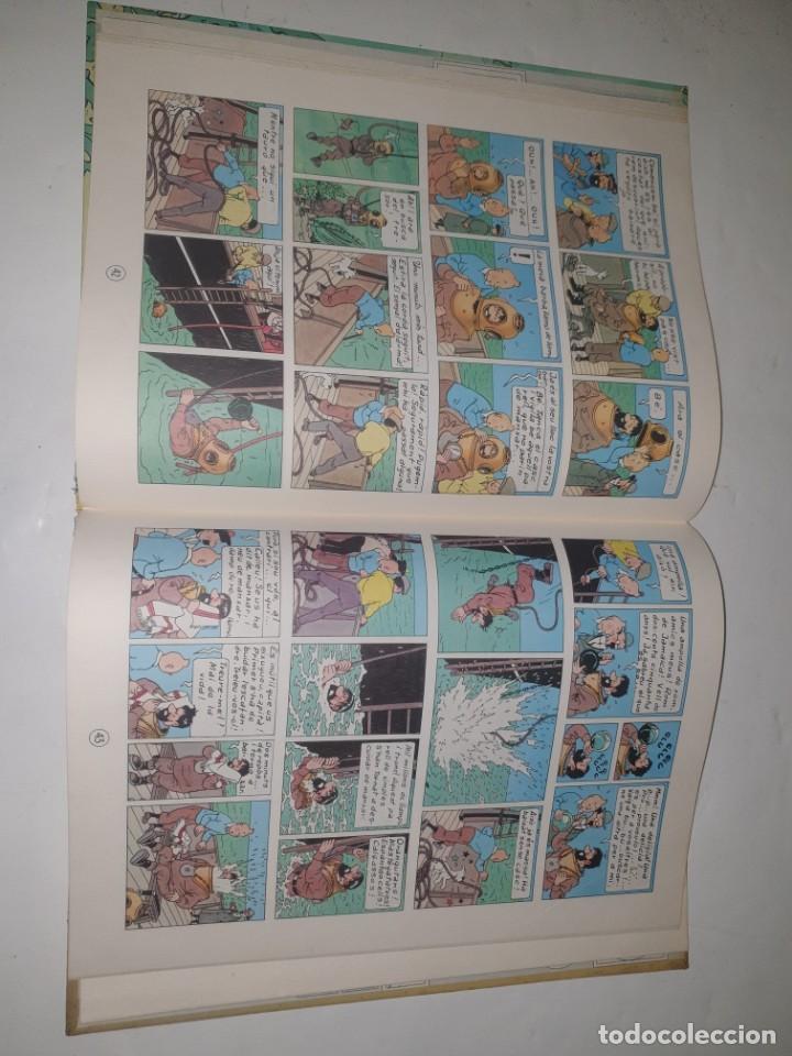 Cómics: TINTIN EL TRESOR DE RACKMAN EL ROIG 1981 - Foto 2 - 253860795