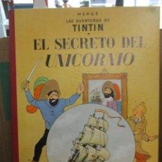 Cómics: COLECCION COMPLETA - TINTIN LOMO DE TELA - AÑOS 90 - 23 EJEMPLARES - MUY BUEN ESTADO. Lote 254166865