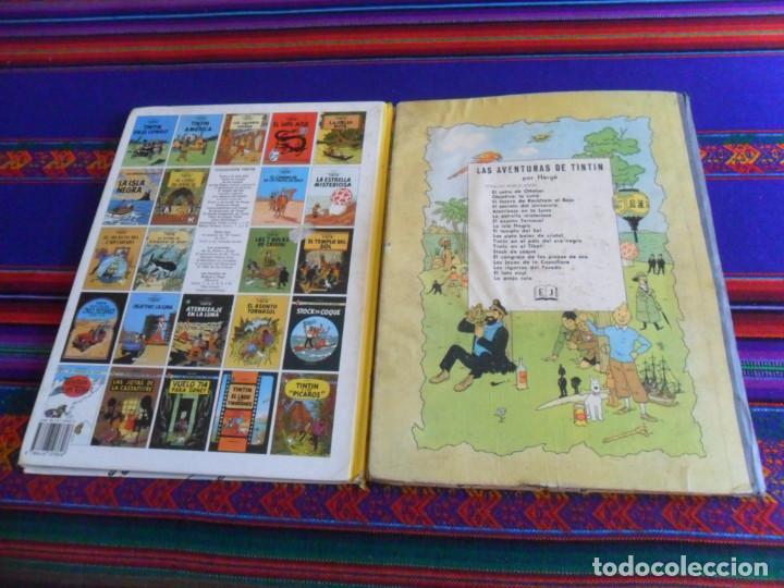 Cómics: TINTIN EN EL TIBET. JUVENTUD 1965. REGALO TINTIN EN EL TIBET JUVENTUD 14ª DECIMOCUARTA EDICIÓN. - Foto 8 - 254346560