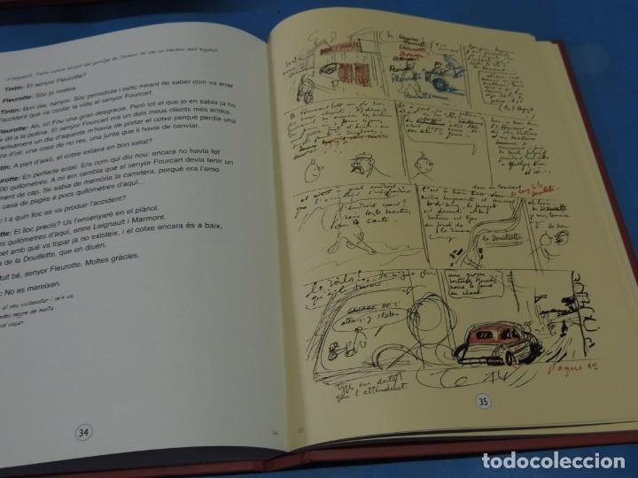 Cómics: LES AVENTURES DE TINTIN. LA COL·LECCIÓ COMPLETA.(8 VOLS.) (CAT). - HERGÉ - Foto 35 - 255519195