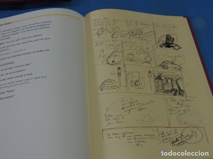Cómics: LES AVENTURES DE TINTIN. LA COL·LECCIÓ COMPLETA.(8 VOLS.) (CAT). - HERGÉ - Foto 36 - 255519195
