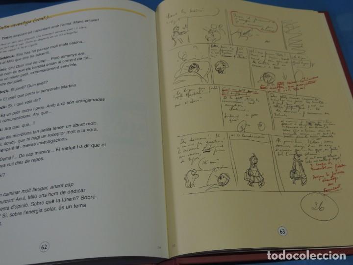 Cómics: LES AVENTURES DE TINTIN. LA COL·LECCIÓ COMPLETA.(8 VOLS.) (CAT). - HERGÉ - Foto 37 - 255519195
