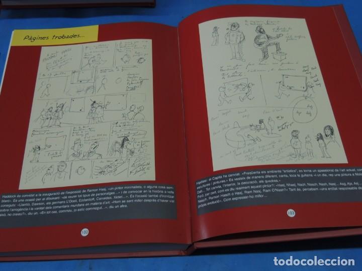 Cómics: LES AVENTURES DE TINTIN. LA COL·LECCIÓ COMPLETA.(8 VOLS.) (CAT). - HERGÉ - Foto 38 - 255519195