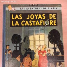 Cómics: TINTIN. LAS JOYAS DE LA CASTAFIORE. PRIMERA EDICION 1964. Lote 256009260