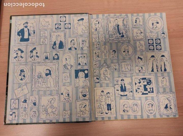 Cómics: TINTIN. LAS JOYAS DE LA CASTAFIORE. PRIMERA EDICION 1964 - Foto 2 - 256009260