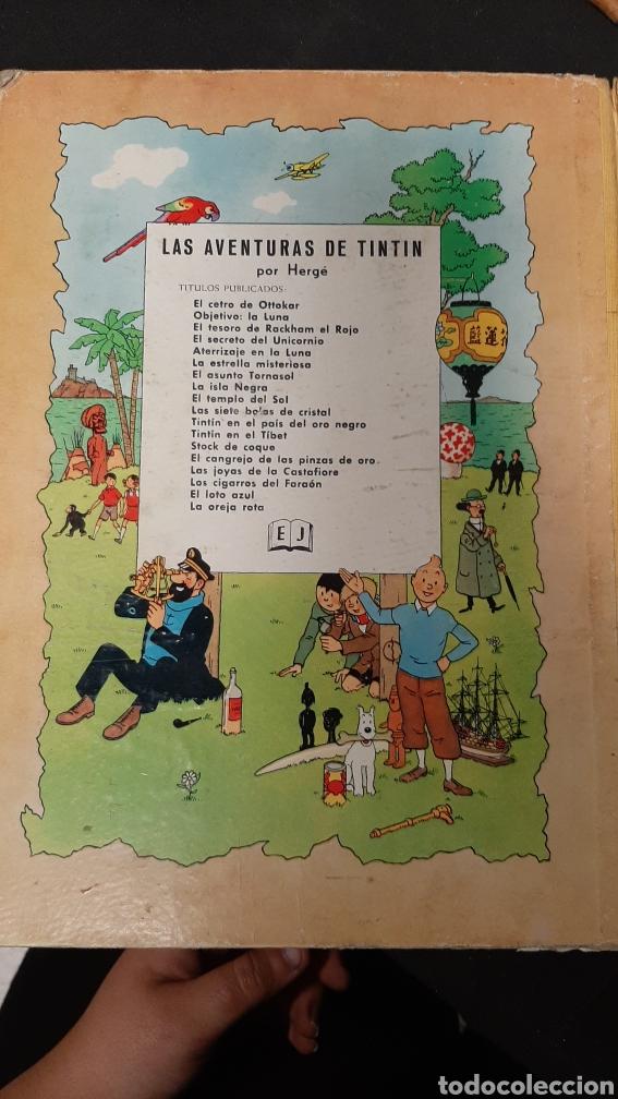 Cómics: LA OREJA ROTA TINTIN Juventud Edicion 1966 - Foto 2 - 257798885