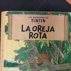 Cómics: LA OREJA ROTA TINTIN JUVENTUD EDICION 1966. Lote 257798885
