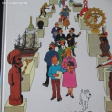 Cómics: HERGE --TINTIN-EL MUSEO IMAGINARIO DE TINTIN. Lote 258130580