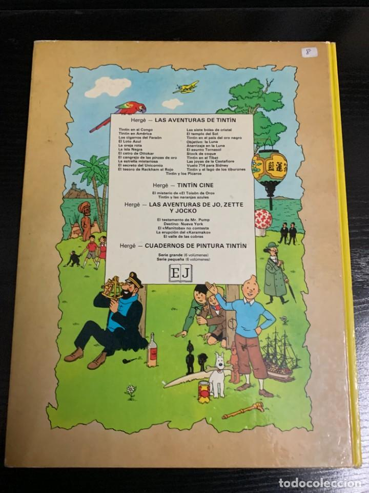 Cómics: El testamento de Mr. Pump, de Hergé - Foto 2 - 258969460