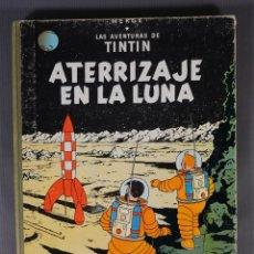 Fumetti: LAS AVENTURAS DE TINTIN, ATERRIZAJE EN LA LUNA-EDITORIAL JUVENTUD, CUARTA EDICIÓN 1967. Lote 259313690