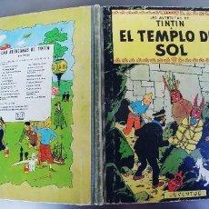 Cómics: TINTIN - EL TEMPLO DEL SOL - CUARTA EDICIÓN, 1969 - ED. JUVENTUD. Lote 261273485