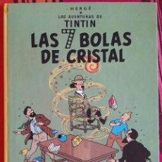 Cómics: TINTIN, LAS SIETE BOLAS DE CRISTAL EDITORIAL JUVENTUD. Lote 261566115